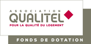 Logo Qualitel fonds de dotation