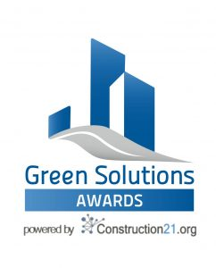 Green Solutions Awards 2017 : à vos candidatures