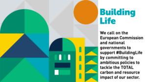 Les acteurs du secteur du bâtiment appellent l'UE à faire de la décarbonation de l'environnement bâti une priorité #BuildingLife